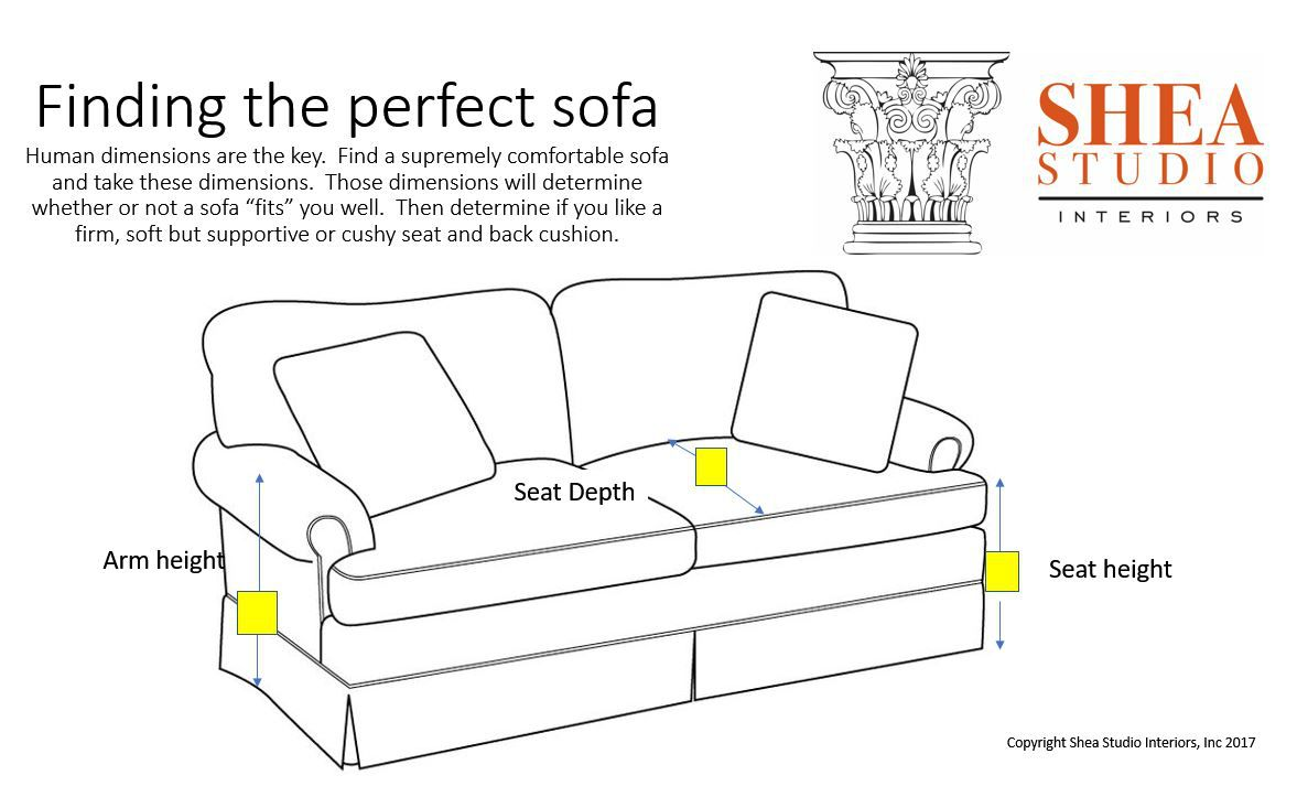Astonishing Finding The Perfect Sofa News You Can Use Shea Studio Gmtry Best Dining Table And Chair Ideas Images Gmtryco