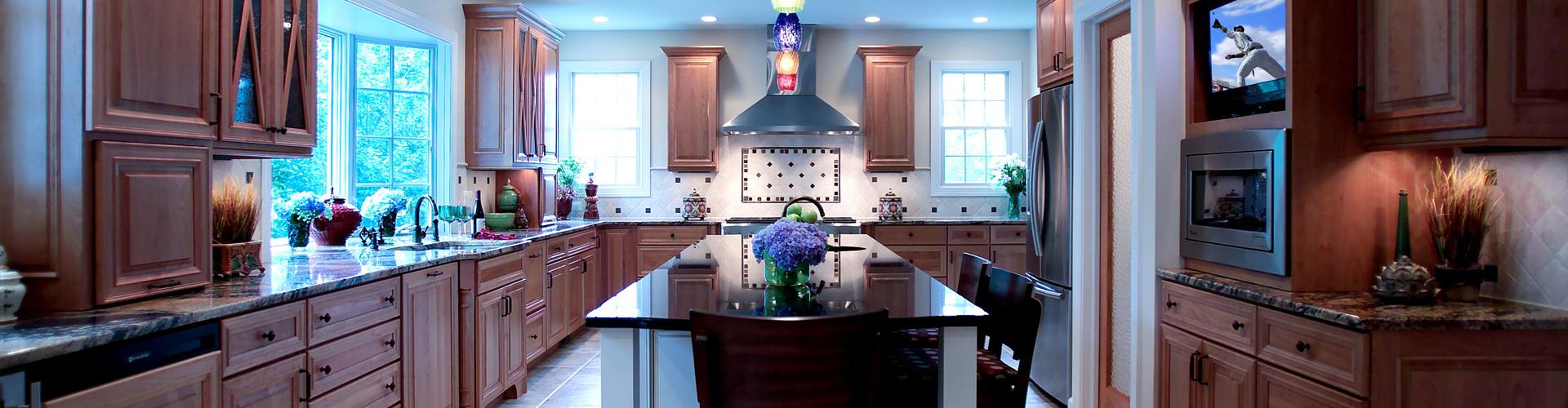 - Crema Marfil Subway Tile Backsplash Kitchen Design Our